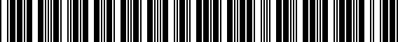 Barcode for W1655205C002R